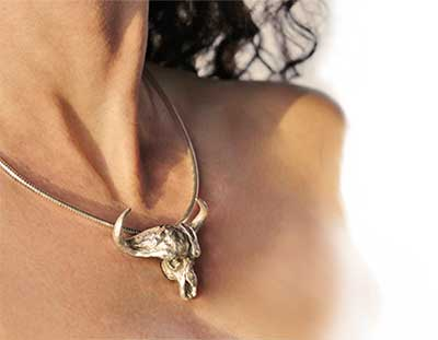 Silver Skull Jewelry Collection